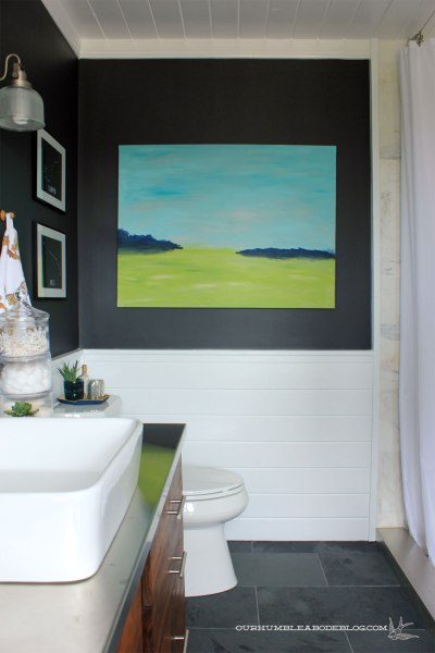Abstract-Landscape-Painting-in-Bathroom-Version-1