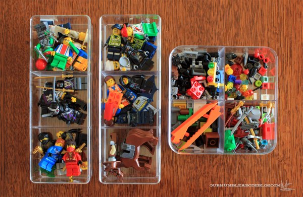Lego-Organization-Clear-Containers