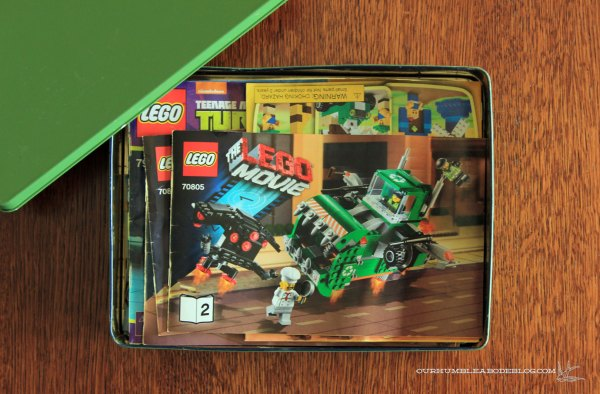 Lego-Organization-Instruction-Books