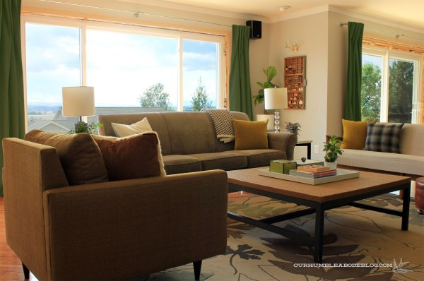 Living-Room-with-Moss-Green-Curtains-Mock-Up