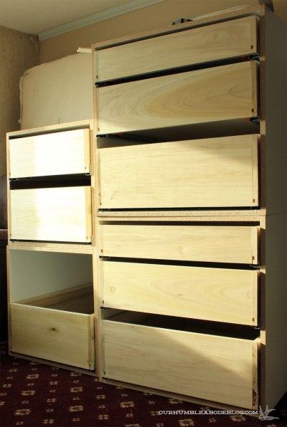 Kitchen-Cabinets-Island-Build