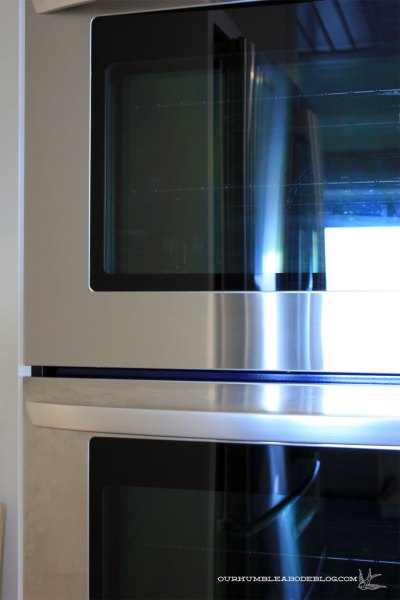 Double-Oven-Stainless-Cleaned-Top