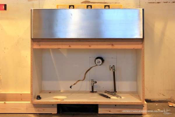 Kitchen-Base-Cabinet-and-Sink-Installed