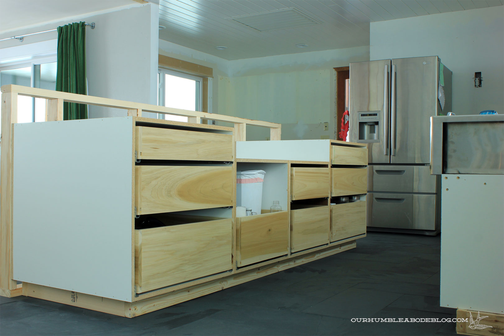 Ready, Set, Cabinets