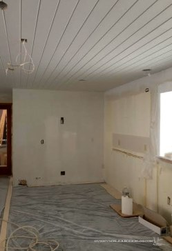 Kitchen-Ceiling-Primed