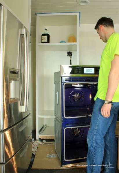 Kitchen-Double-Ovens-Install