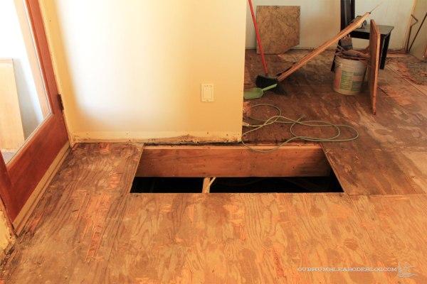 Kitchen-Subfloor-Rotten-Area-Removed
