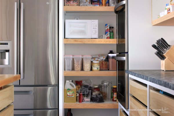 Pantry-Shelves-with-Oak-Fronts