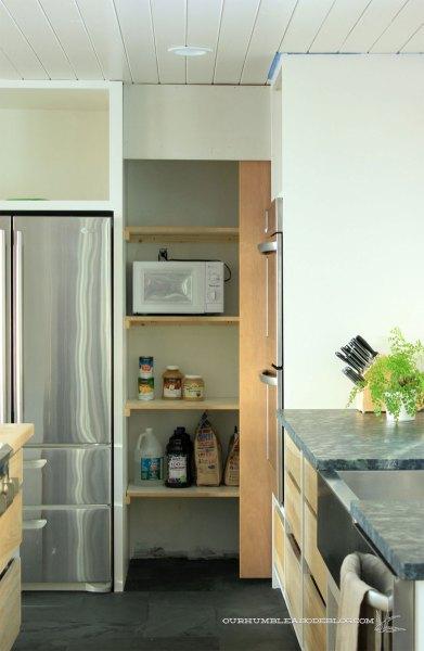 Unfinished-Pantry-Door-Open