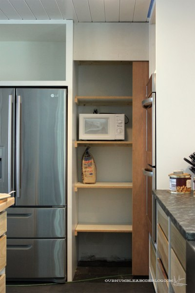 Unfinished-Pantry-Shelves-Added