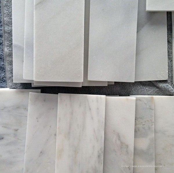 Marble-Backsplash-Tile-Sorting