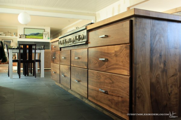 Walnut-Island-Drawer-Fronts-from-Pantry