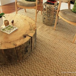 Turn a stump into a coffee or side table: https://ourhumbleabodeblog.com/2014/09/12/green-green-free-stump-coffee-table/