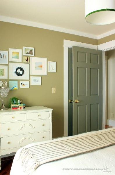 Guest-Room-Makeover-Green-Walls-Toward-Door