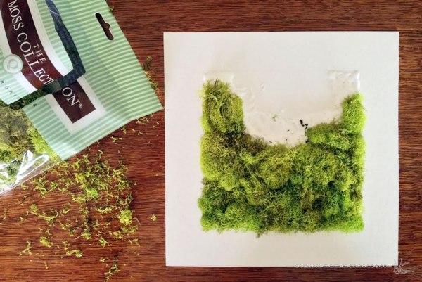 Moss-Art-Making