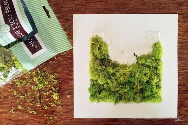 Moss-Art-Making