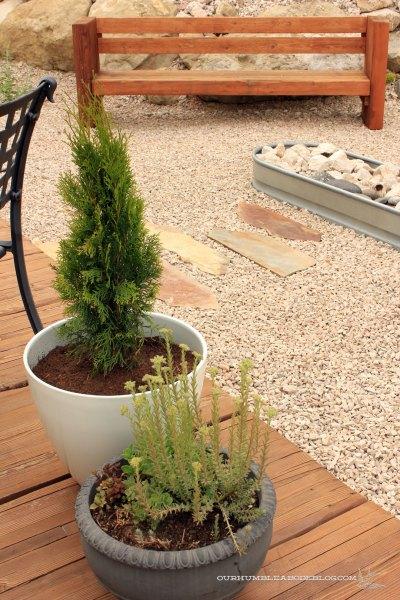 Back-Deck-Planters