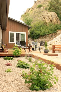 Plan an outdoor furniture arrangement: https://ourhumbleabodeblog.com/2015/06/11/deck-orating-ideas/
