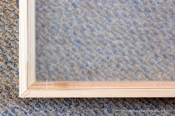 DIY-Picture-Frame-Mitered-Corner