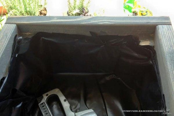 Sqaure-Planter-Box-Plastic-Sheeting-Liner