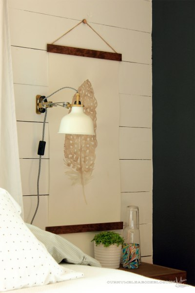 Master-Bedroom-Accent-Wall-Painted-Detail