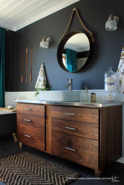 Master Bathroom Vanity For Bhg
