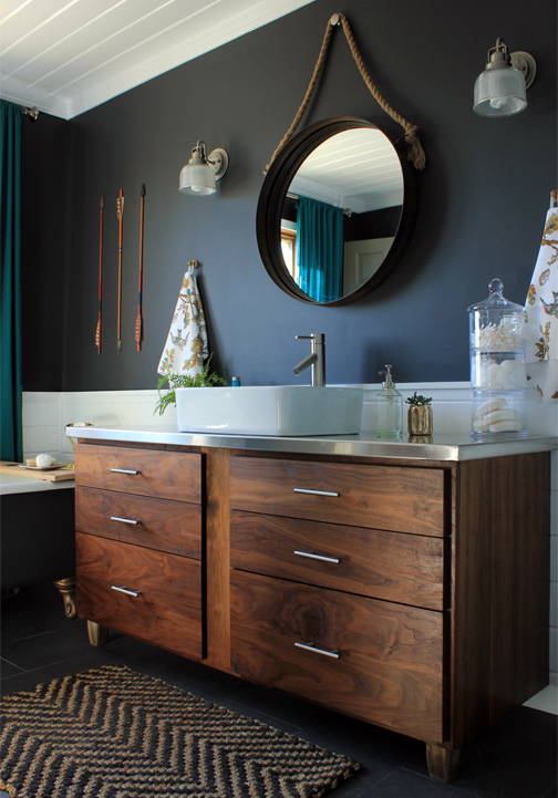 Our Humble Abode Blog Master Bathroom Vanity