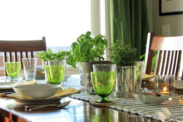 Thanksgiving-Table-Setting-Herb-Detail