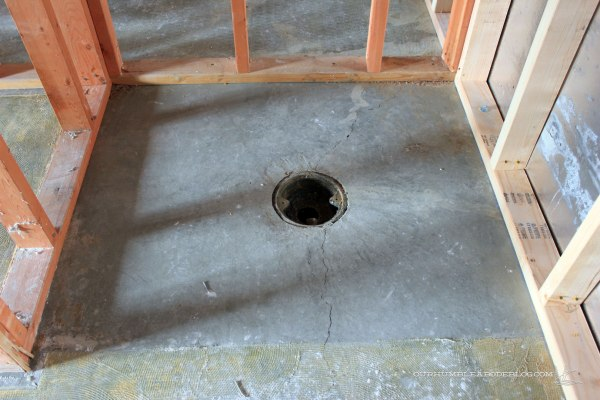 Basement-Shower-Floor-Drain