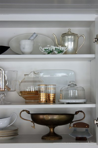 Thrifted-Serving-Pieces-in-Hutch