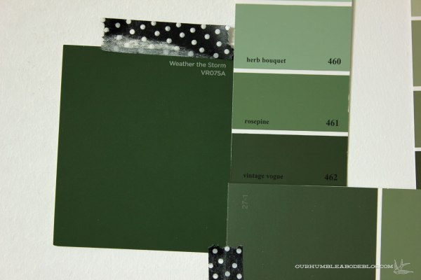 Top-Three-Green-Paint-Samples-for-Basement