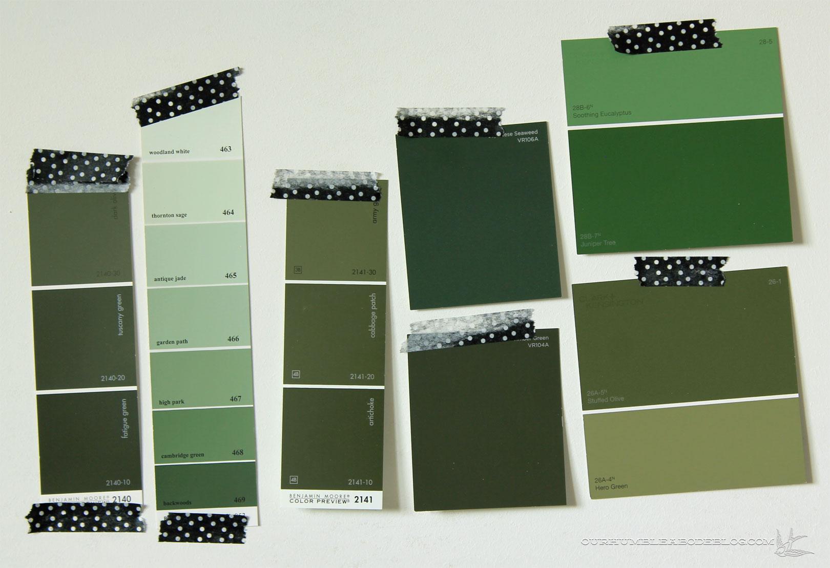 Choosing Paint Colors Amp Sheens