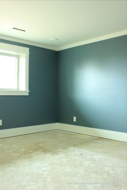 Basement-Bedroom-Window-Wall-Painted