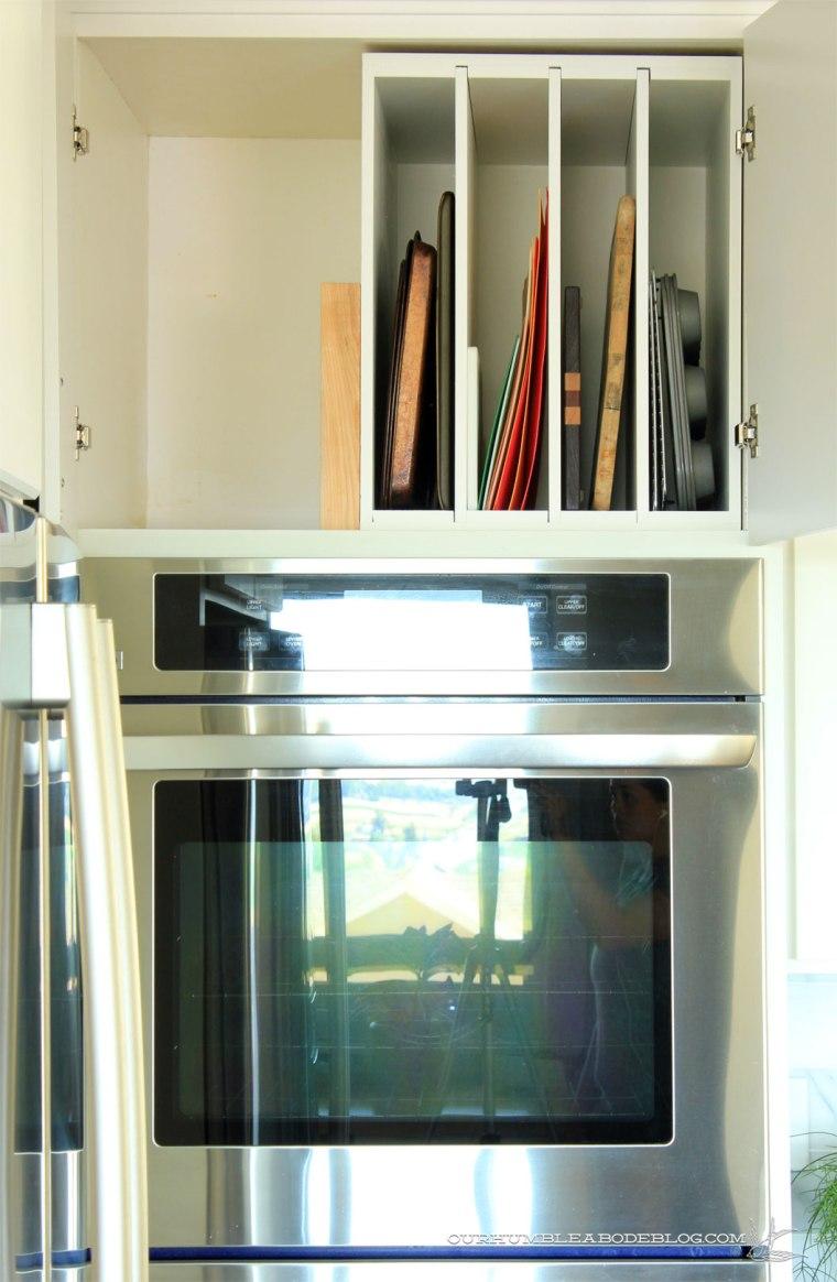 Diy Vertical Kitchen Divider