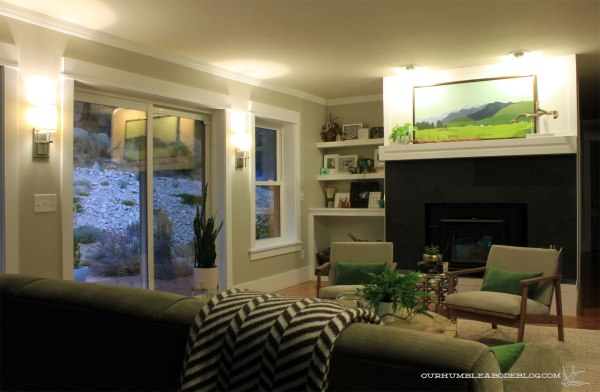 family-room-fireplace-at-night