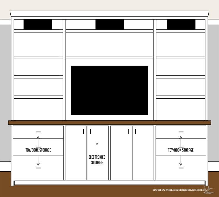 Entertainment-Center-Plan-Storage