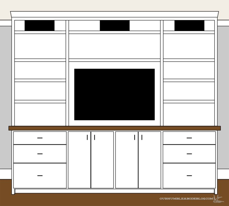 Entertainment-Center-Plan