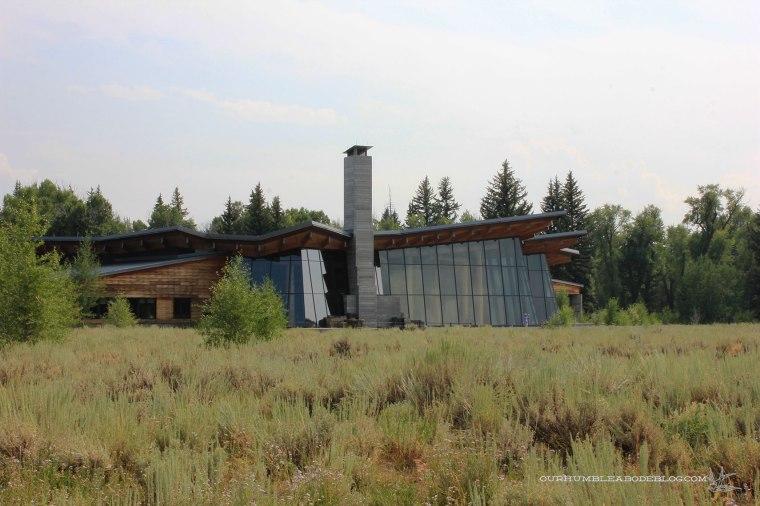 Grand-Teton-Visitor-Center-in-Wyoming