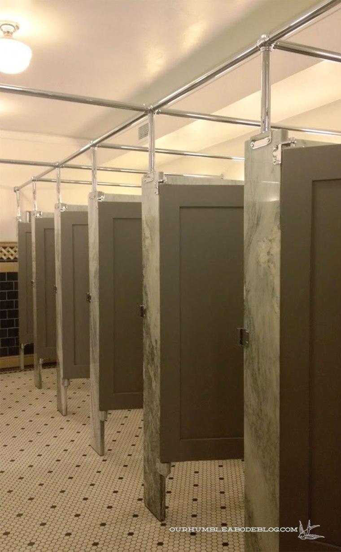 Old-Faithful-Inn-in-Yellowstone-National-Park-Bathroom-Stalls