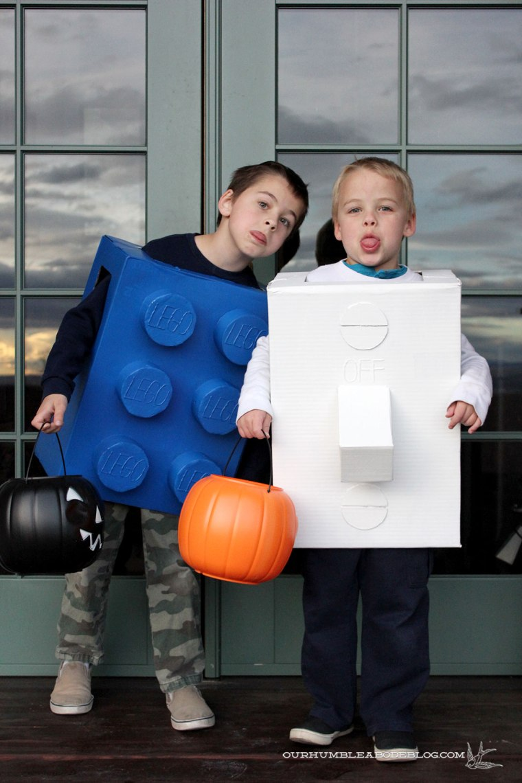 Lego-Block-and-Light-Switch-Costumes