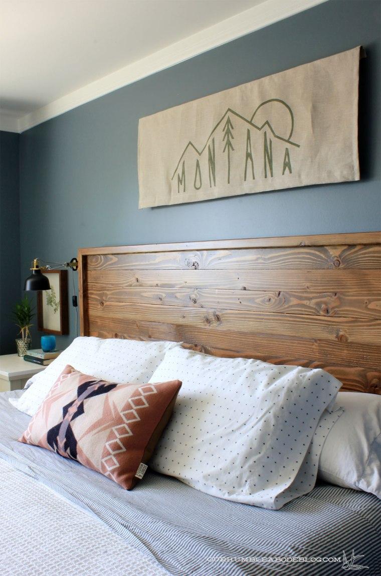 Montana-Flag-Art-Above-Bed