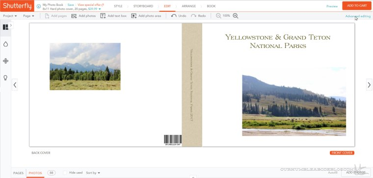 Shutterfly-Travel-Book-Design-Advanced-Editing