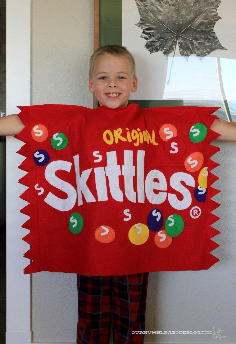 Skittles-Costume