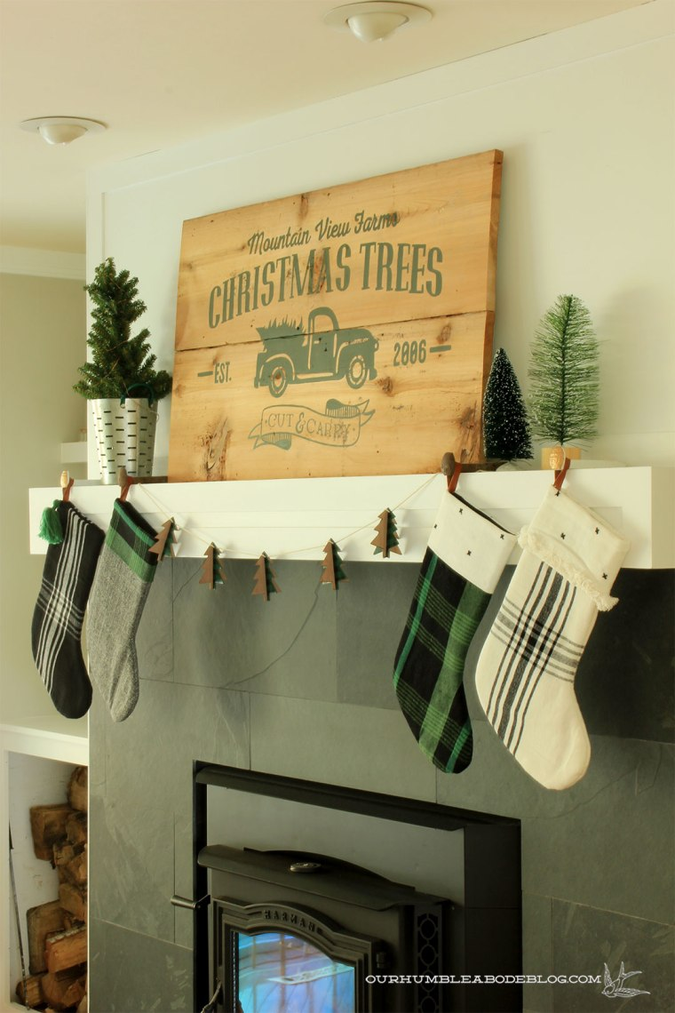 Christmas-Trees-Sign-with-Stockings-Detail