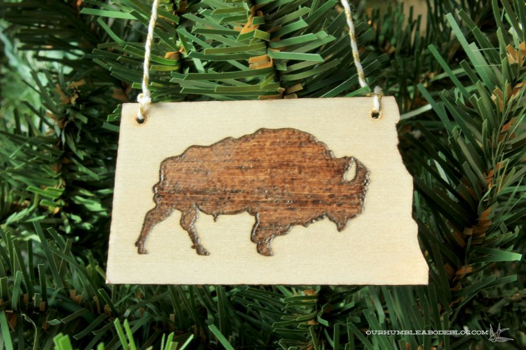 North-Dakota-Ornament
