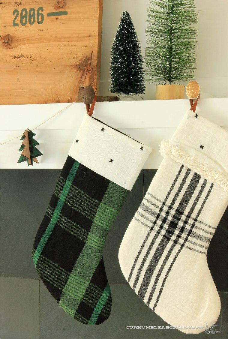 Stocking-on-Mantel-Detail