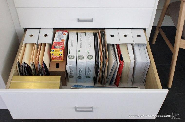 Office-Organization-Bottom-LeftDrawer