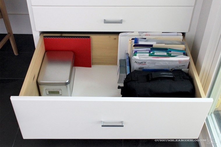 Office-Organization-Bottom-Right-Drawer