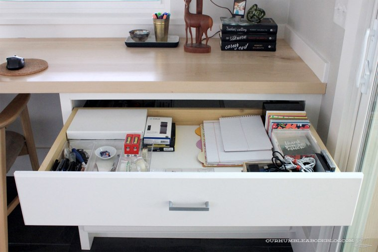 Office-Organization-Top-Right-Drawer