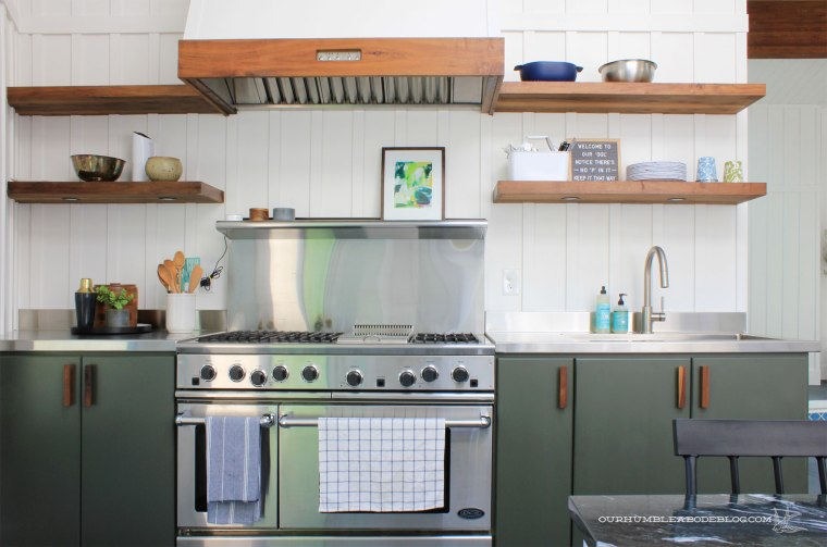 Pool-House-Green-Cabinets-with-Walnut-Handles-Overall